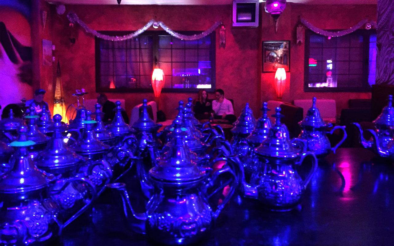 Tetería-Pub El Sultán