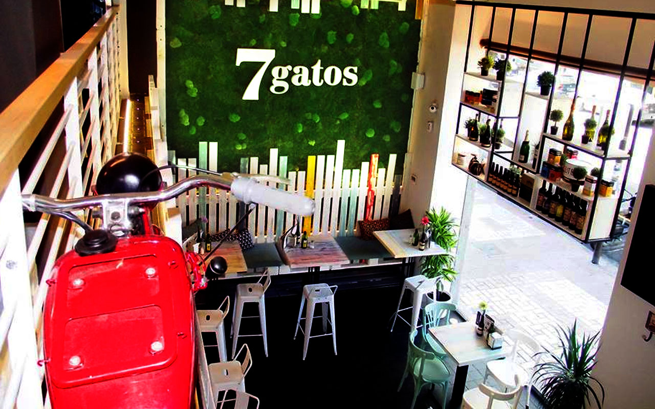 7 Gatos Coffee & Beer
