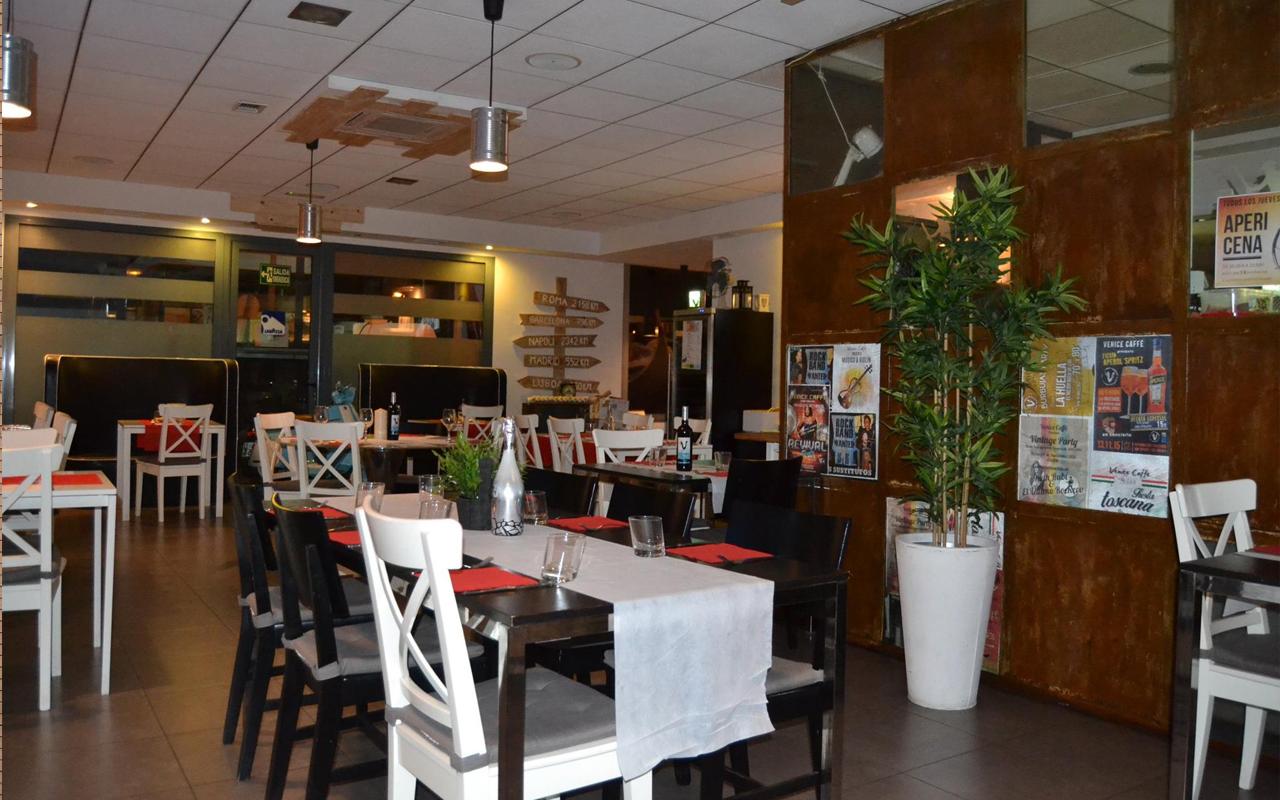 Venice Caffe Bar Pizzería
